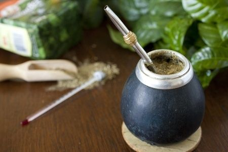#recette du téréré (limonade de maté) !