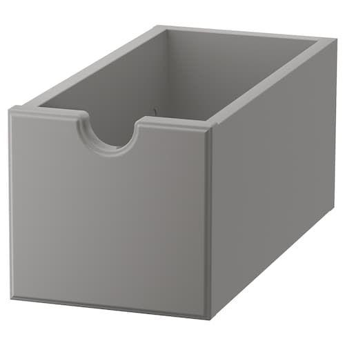 Vadholma Bloc Tiroirs Brun Frene Teinte Ikea Rangement Ouvert Ikea Solutions De Rangement