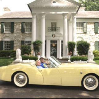 Elviss Car Show Elvis King Of Rock Pinterest Cars - Car show memphis tn