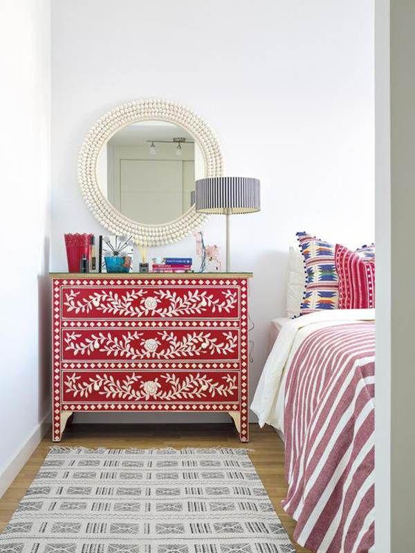 Restaurar muebles viejos ideas para restaurar muebles - Muebles decorados a mano ...