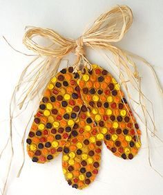 26 Recycled Fall Crafts Diy Projects Easy Fall Crafts Elderly