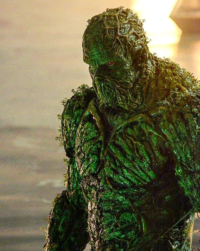 Swamp Thing! #DCMarvelFans #swampthing