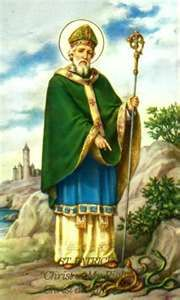 On March 17, 461 Saint Patrick, patron saint of Ireland dies. Born in Great Britain, he was captured and brought to Ireland at 16. He was confined there for 6 years until he said a dream helped him to escape. According his memoir, years later yet another dream advised him to return. So in 433 Patrick traveled back to Ireland and stayed until his death. FUN-FACT: The 1st St. Patrick's Day parade took place in America 1762, when a group of Irish soldiers in the English Army marched through…