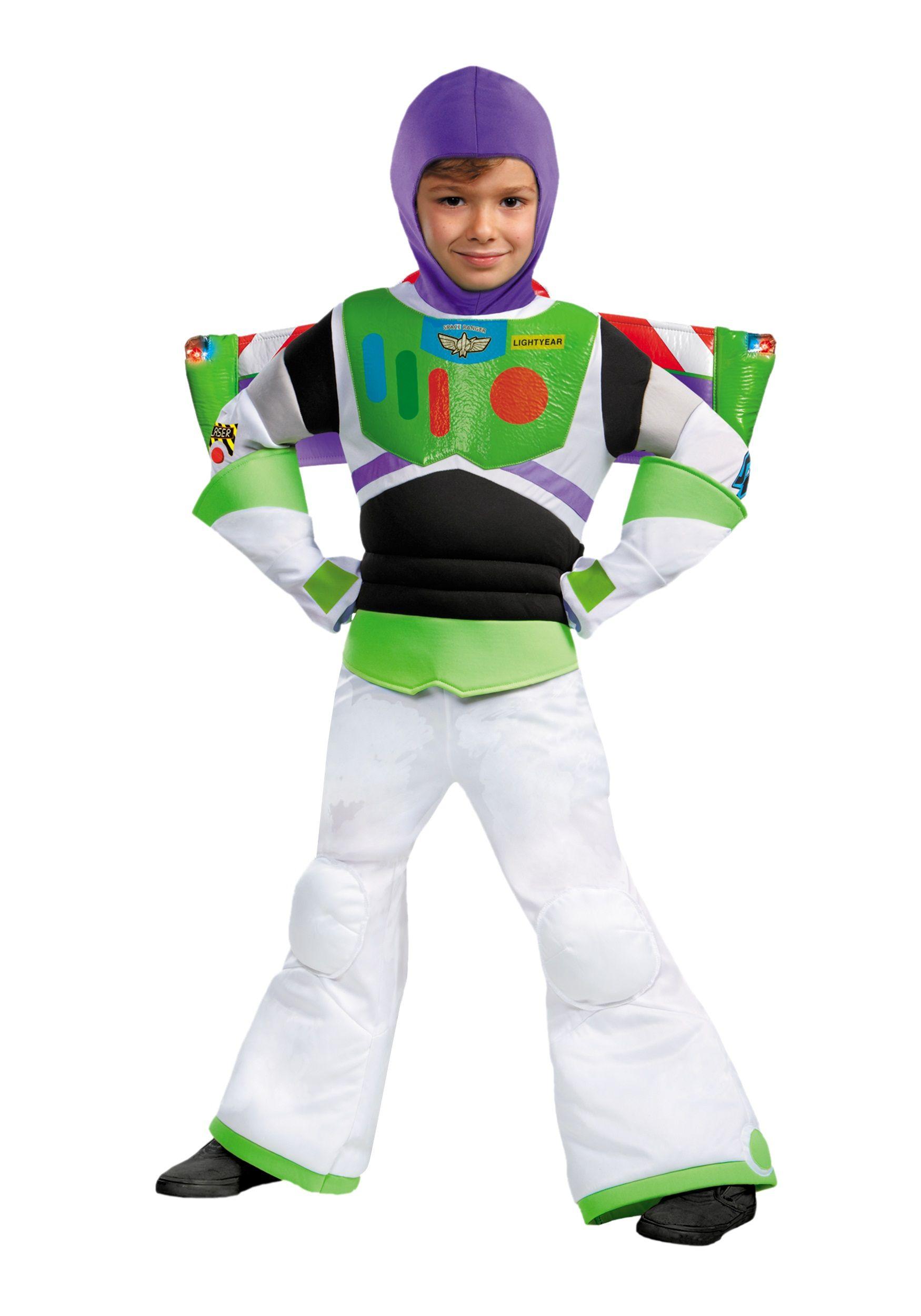 Boys Prestige Buzz Lightyear Costume  0b2c1e2cac1