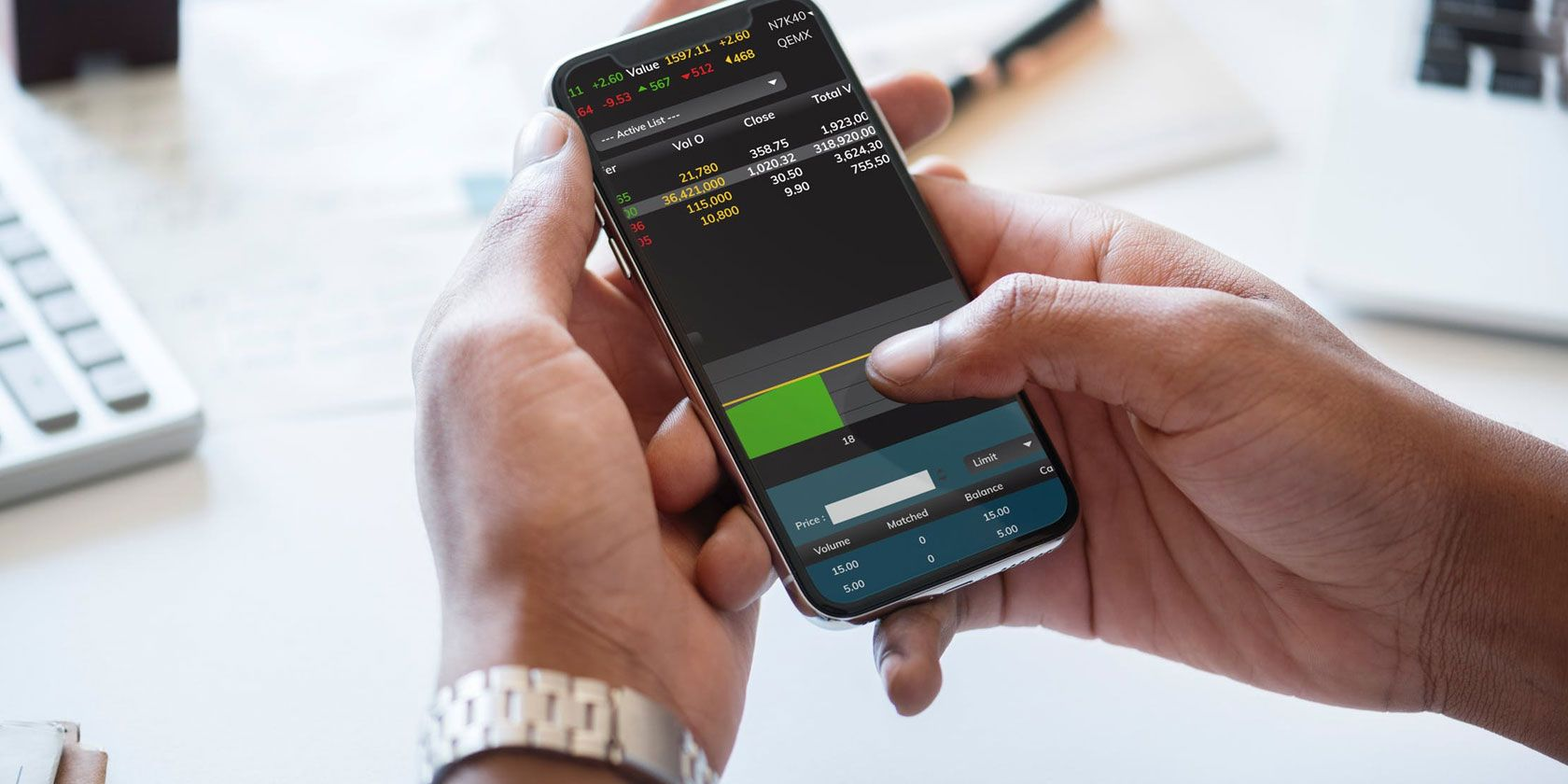 The 5 Best Free Stock Market Apps for Android and iOS