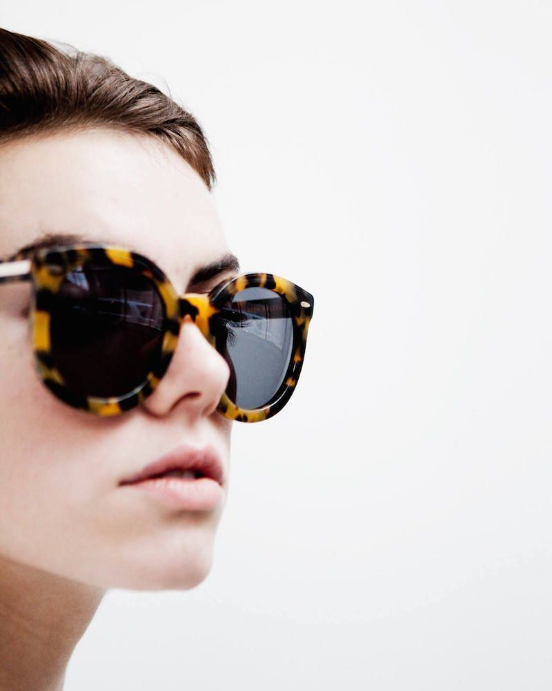 707b157b5 Karen Walker Super Duper Strength Sunglasses | Favor Style|Women ...