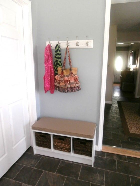 Small Entryway Bench - Bing Images