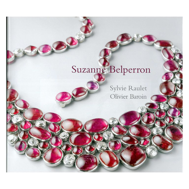 Suzanne Belperron. Book.