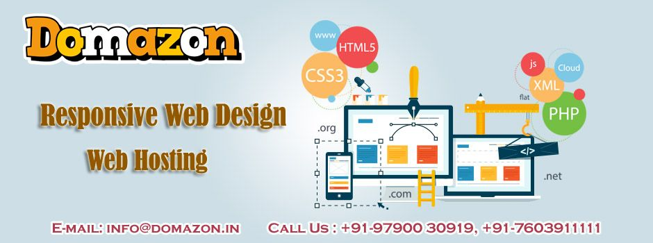 Domazon Websites At Affordable Prices Web Design Company