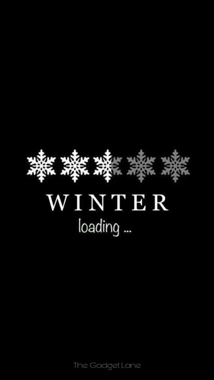 Black Theme Wallpaper Christmas Wallpaper Iphone Wallpaper Winter Winter Wallpaper