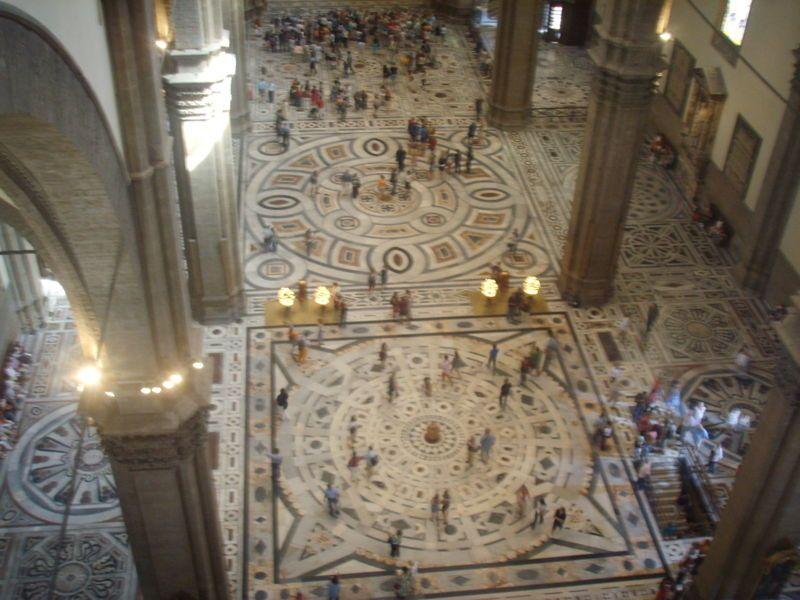 Santa Maria del Fiore, pavimento #Beautifulfloors | #Beautifulfloors ...