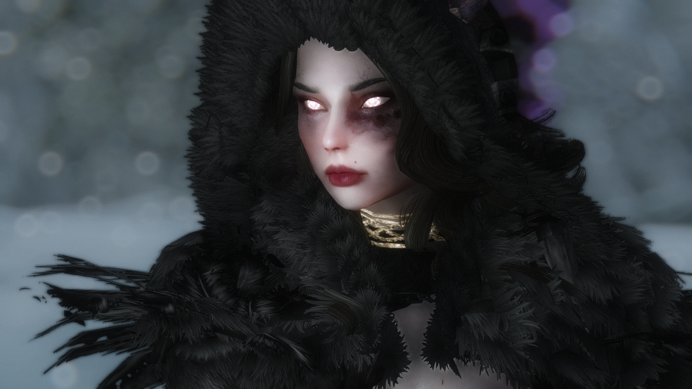 Acalypha - Fully voiced follower at Skyrim Nexus - mods and