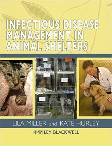 Veterinary Ebook Infectious Disease Management In Animal Shelters