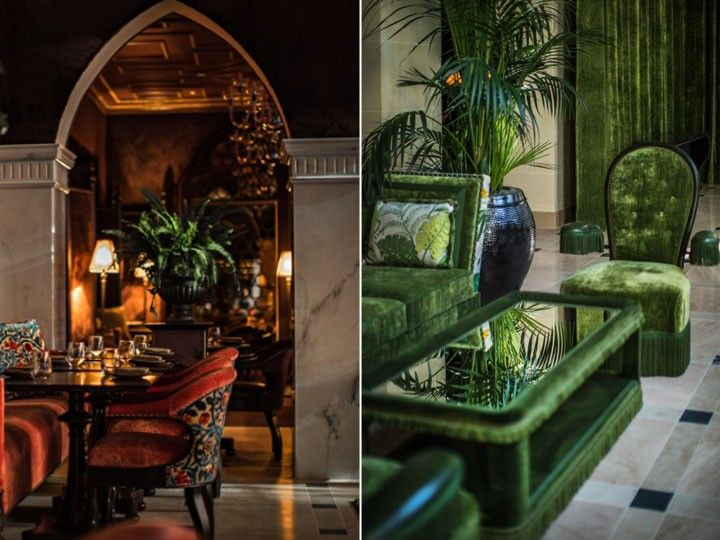 The nomad hotel los angeles 1920 39 s architecture and for 1920s hotel decor