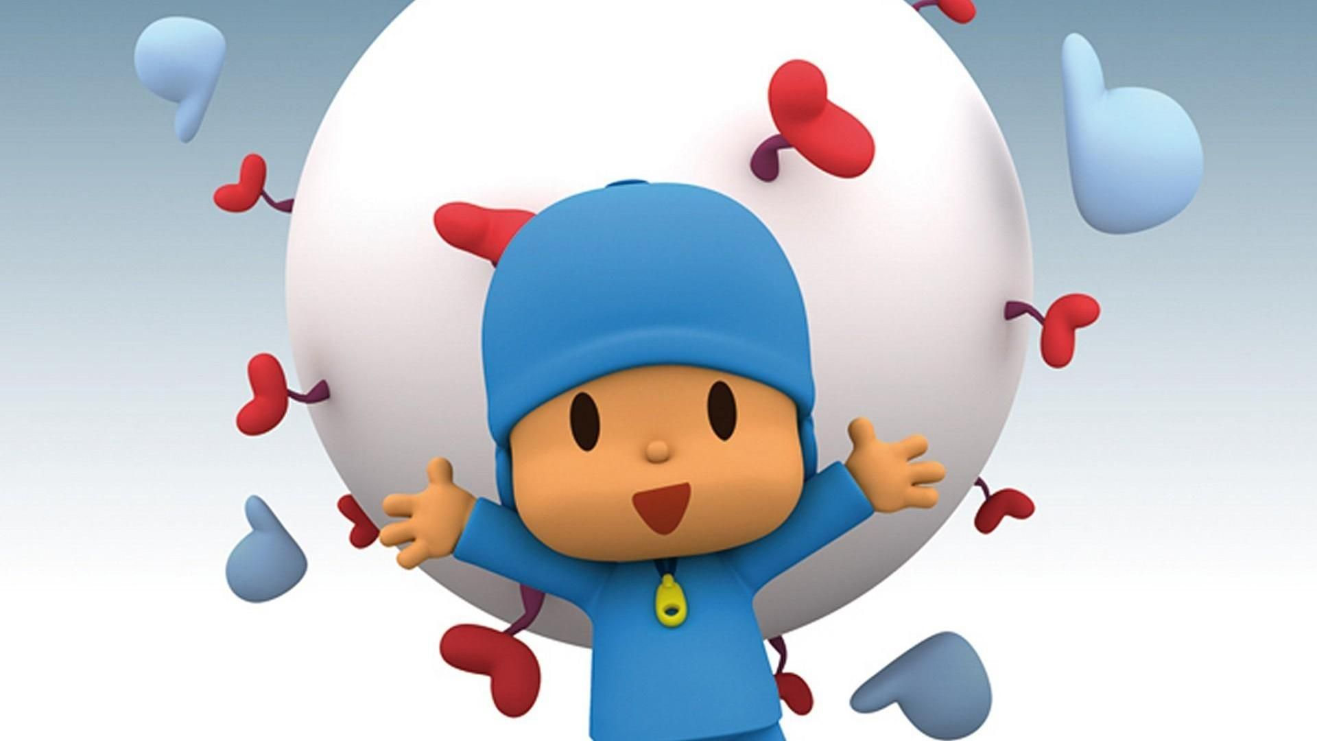 Pocoyo Character With Images