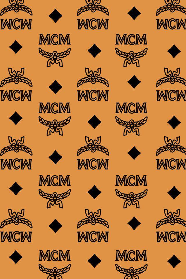 Iphone壁紙⑮ Mcm の画像 M 10lla直輸入大きいサイズのレディース