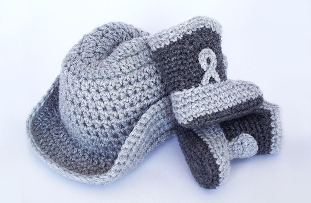 cowboy hat crochet sombrero vaquero pattern # 29