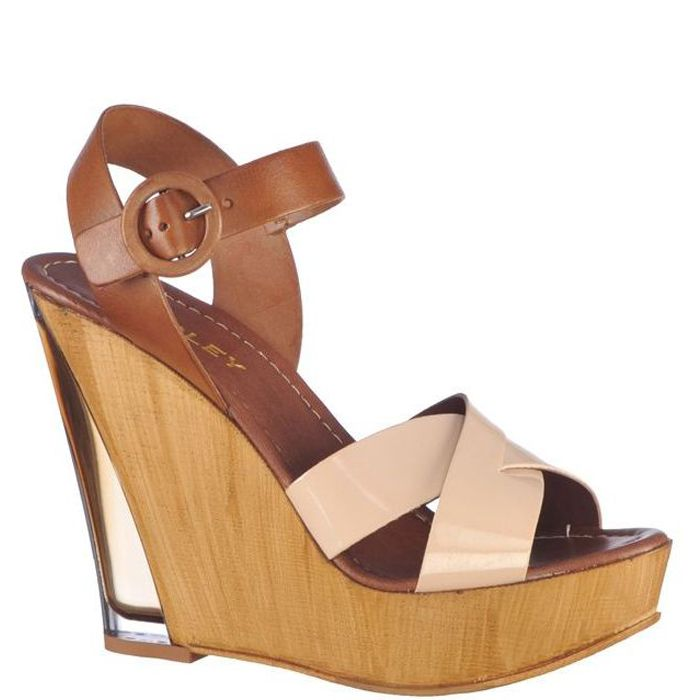 Sandale Cu Platforma De Dama Marca Thurley Fete Piele Naturala Interior Piele Naturala Talpa Lemn Platforma Fata 3 5 Cm Pla Sandals Shoes Fashion