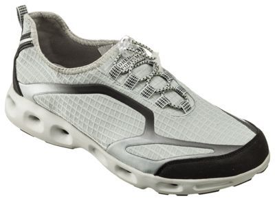 e4046f6a3fc2 World Wide Sportsman Seahorse Water Shoes for Men - Gray Silver -