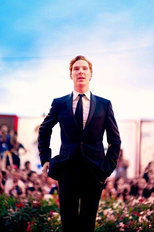 Drop Dead Gorgeous!   Benedict Cumberbatch   @Clau Elias Elias Elias Elias Elias-schwa.tumblr.com