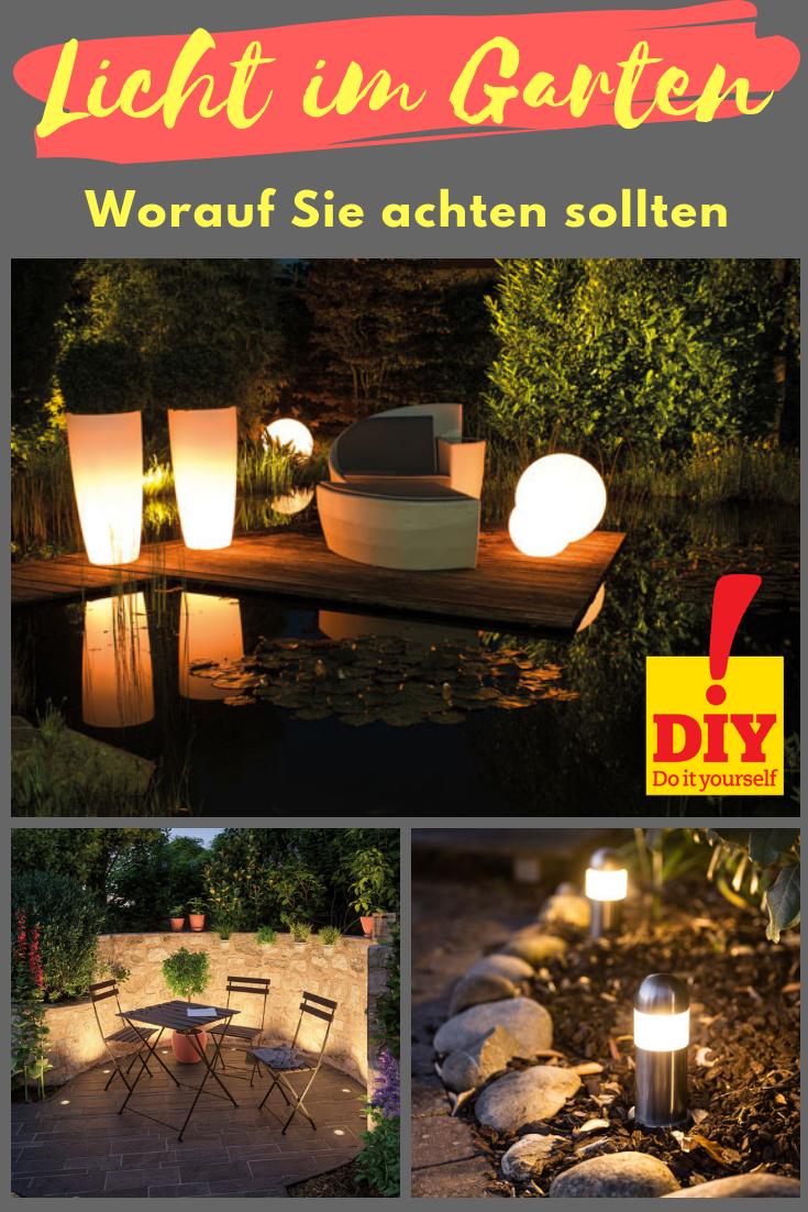 Photo of Garden lighting: ideas and advice