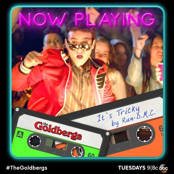 The Goldbergs...reliving the 80s