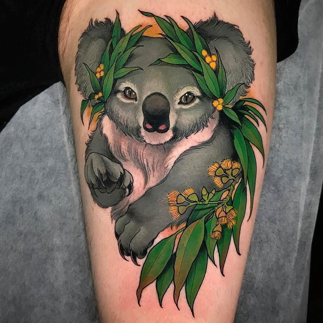 30 Koala Tattoo Designs For Men – Wild Animal Ink Ideas 30 Koala Tattoo Designs For Men – Wild Animal Ink Ideas new pictures