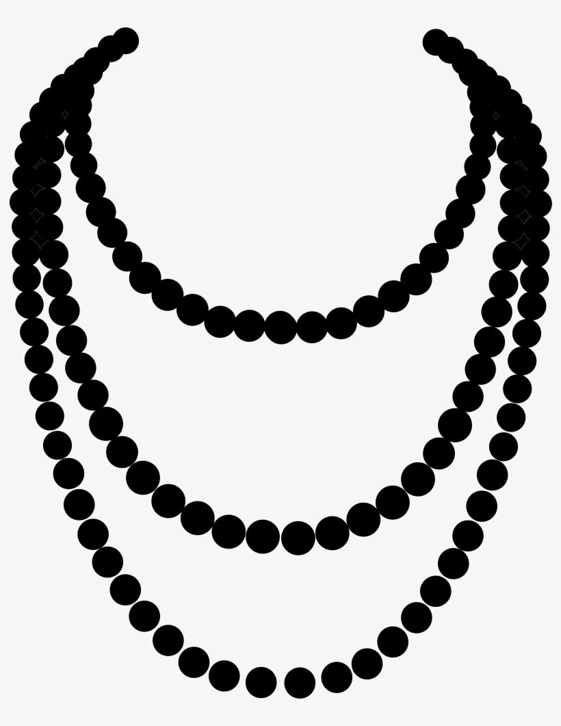 Download Png File Svg Pearl Necklace Vector Png Image For Free Search More Creative Pn Delicate Jewelry Necklace Necklace Drawing Bridal Accessories Jewelry