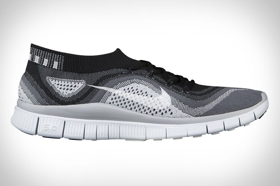 Presenting my next running shoe! Nike Free Flyknit - though not too fond of  the