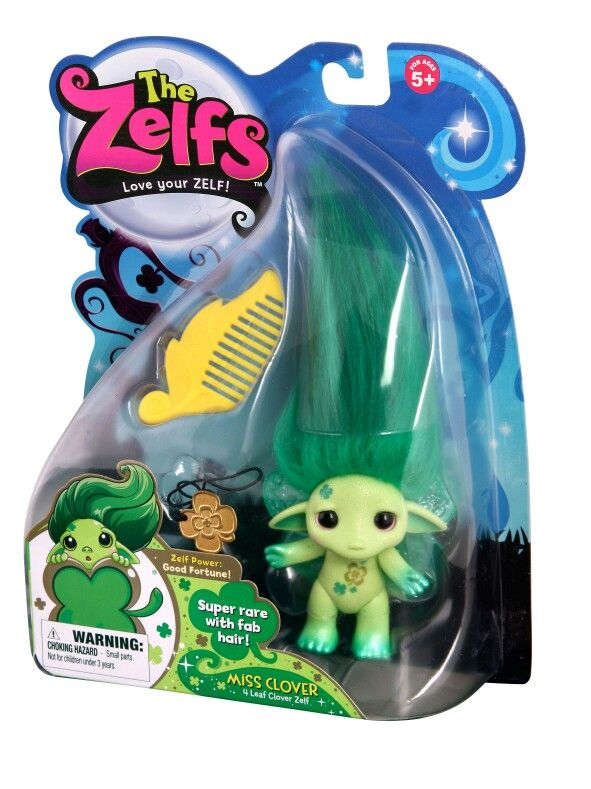 Zelfs miss clover where to buy — pic 1