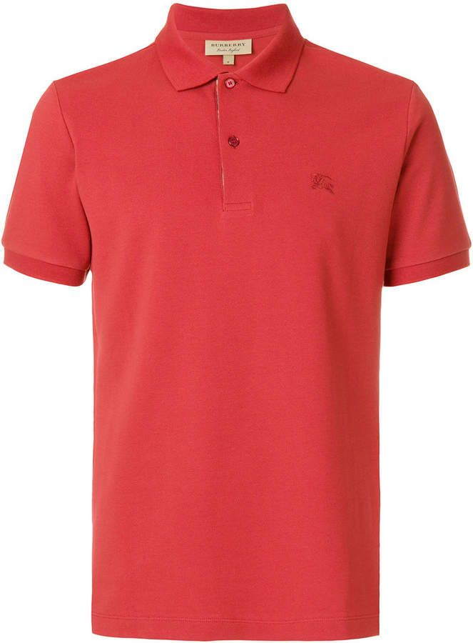 Burberry classic polo shirt   Products in 2018   Pinterest 72e50834b117