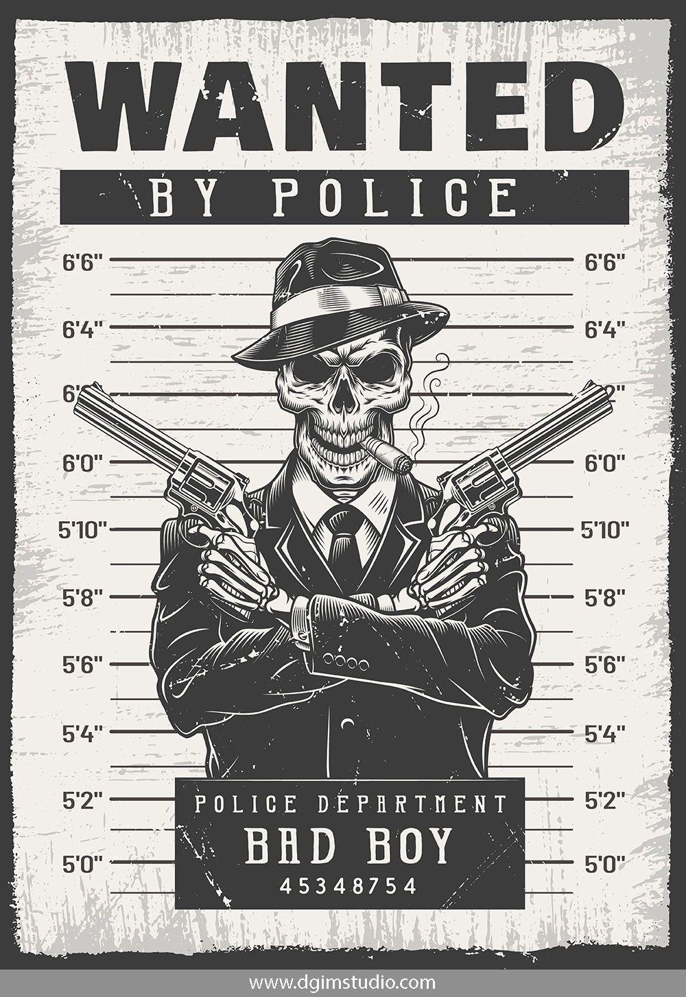 Gangster Bundle Modern Poster Gangster Adult Coloring Books Swear