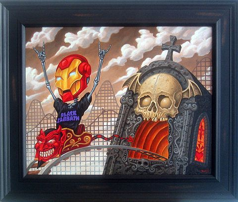 Stan Lee Tribute Artwork: The Artwork
