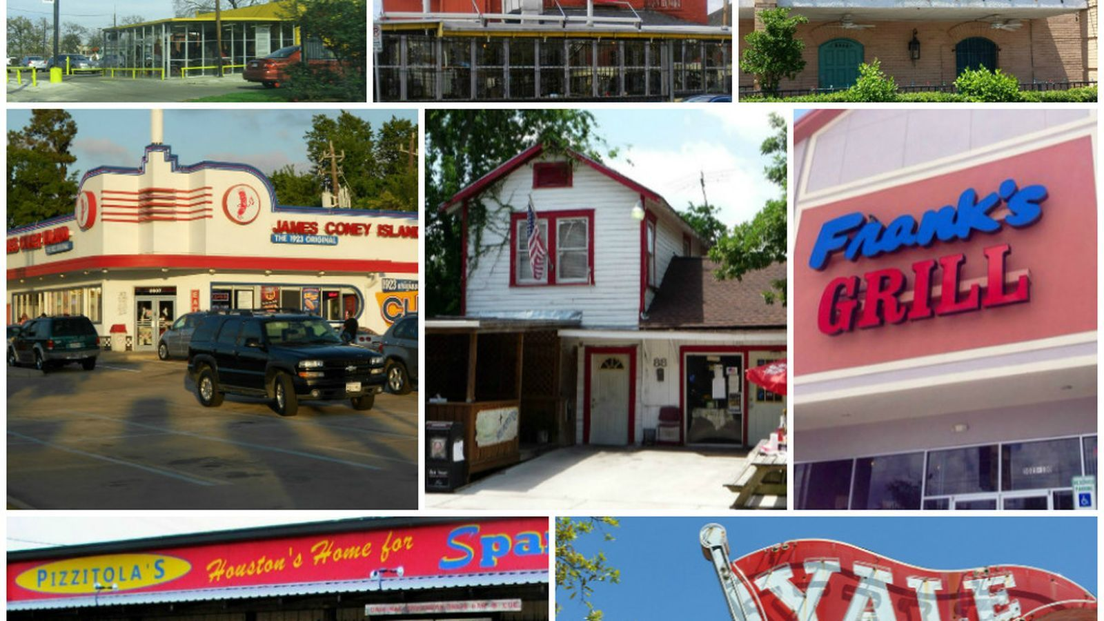 25 Clic Restaurants Every Houstonian Should Visit At Least Once Houston Heightshouston