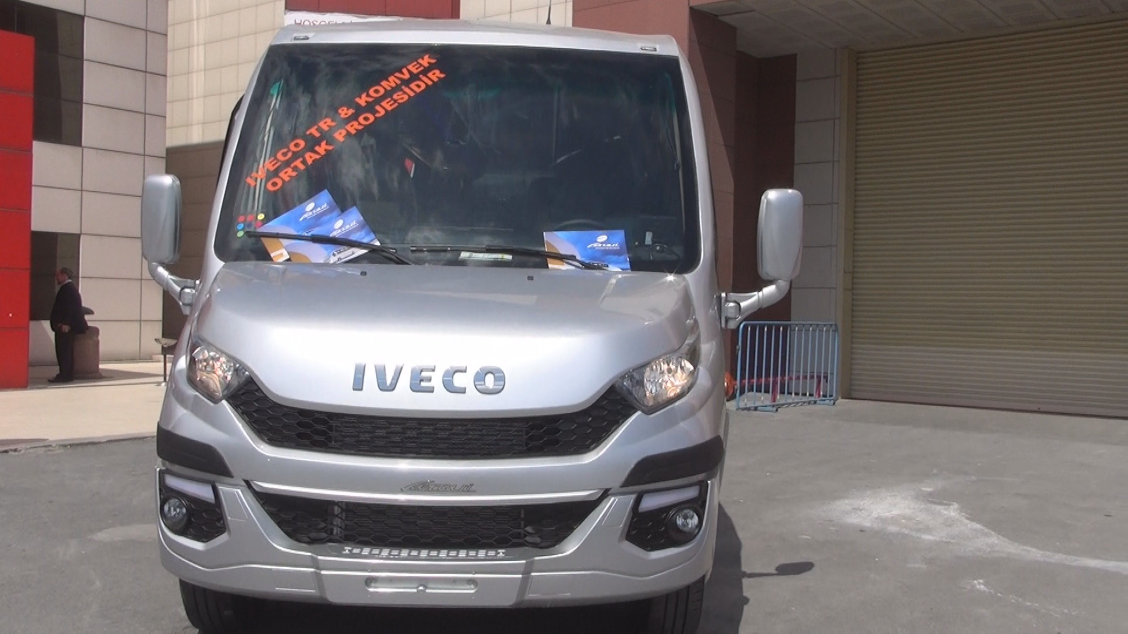 Iveco Daily Ferqui Bus (2016) Exterior and Interior in 3D | Iveco ...