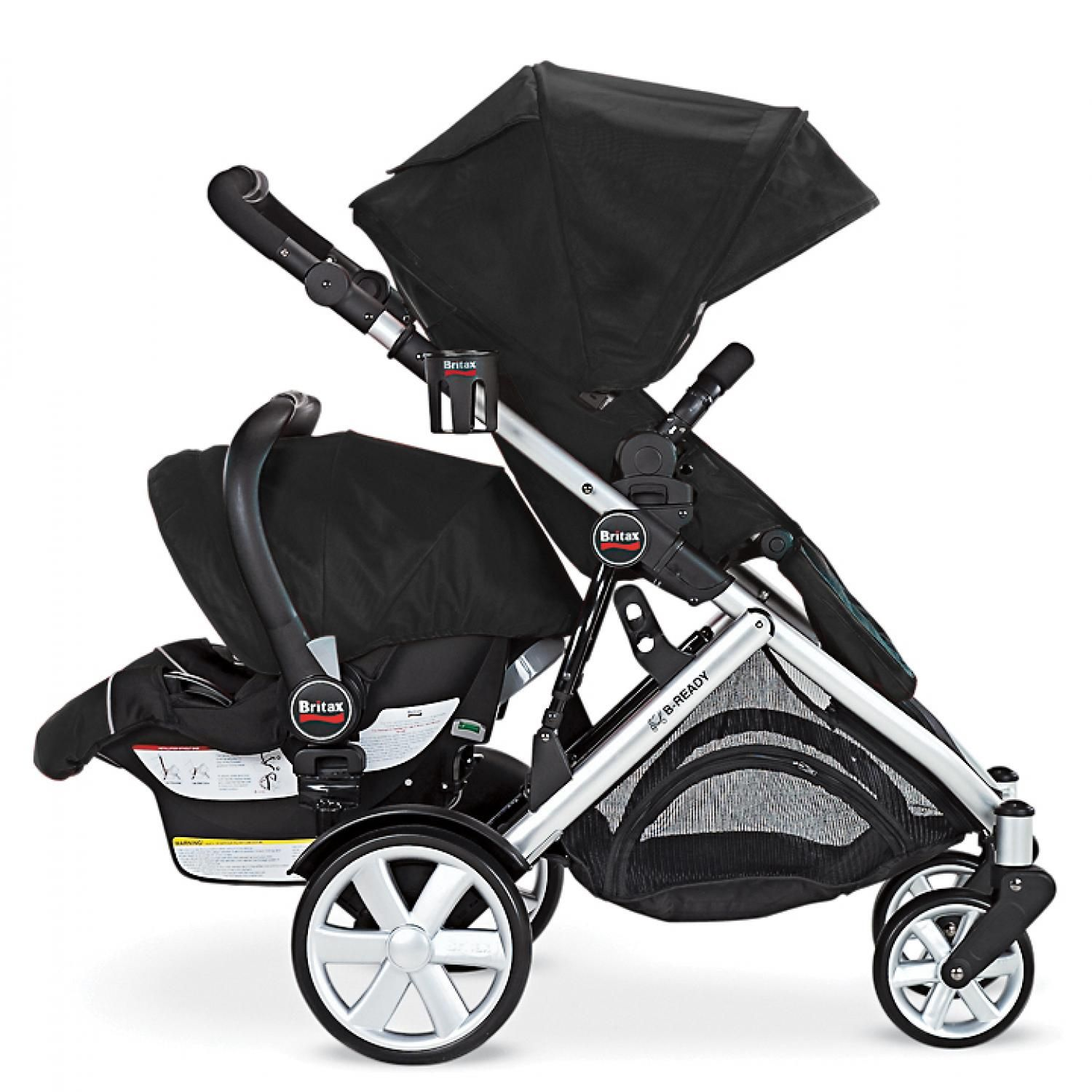 How to Buy a Stroller Double strollers, Britax b ready