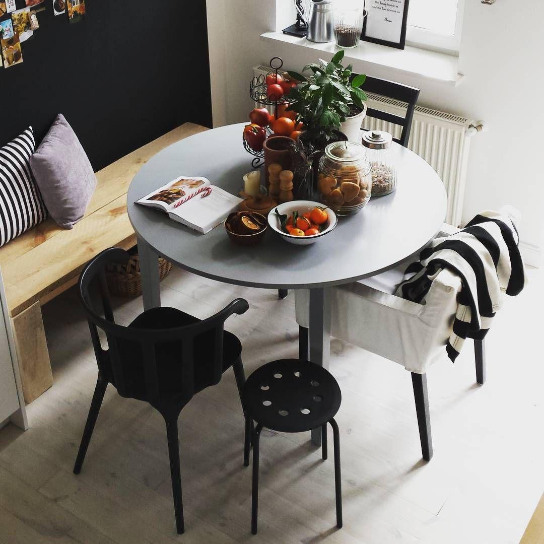 I LOVE MY KITCHEN ❤ są takie dni ze na stole w kuchni nie mieści się już nic więcej #home #myhome #myplace #kitchen #kuchnia #interior #kamienica #tenement