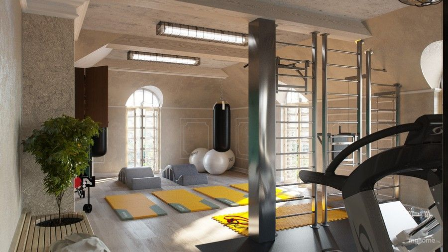 Home gym interior design tips homeklondike site