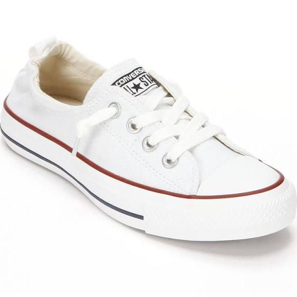 Adult Converse Chuck Taylor All Star Shoreline Slip-On Sneakers - large  size womens shoes, fall womens shoes, shop for womens shoes