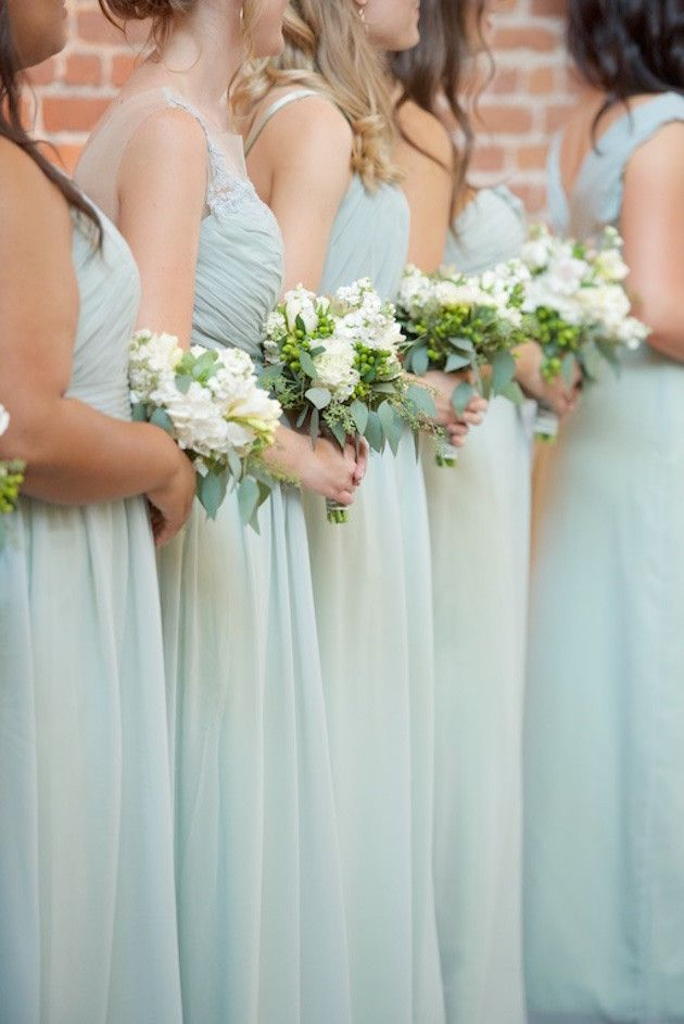 Cool & Romantic Warehouse Wedding in LA   Warehouse wedding, Bridal ...