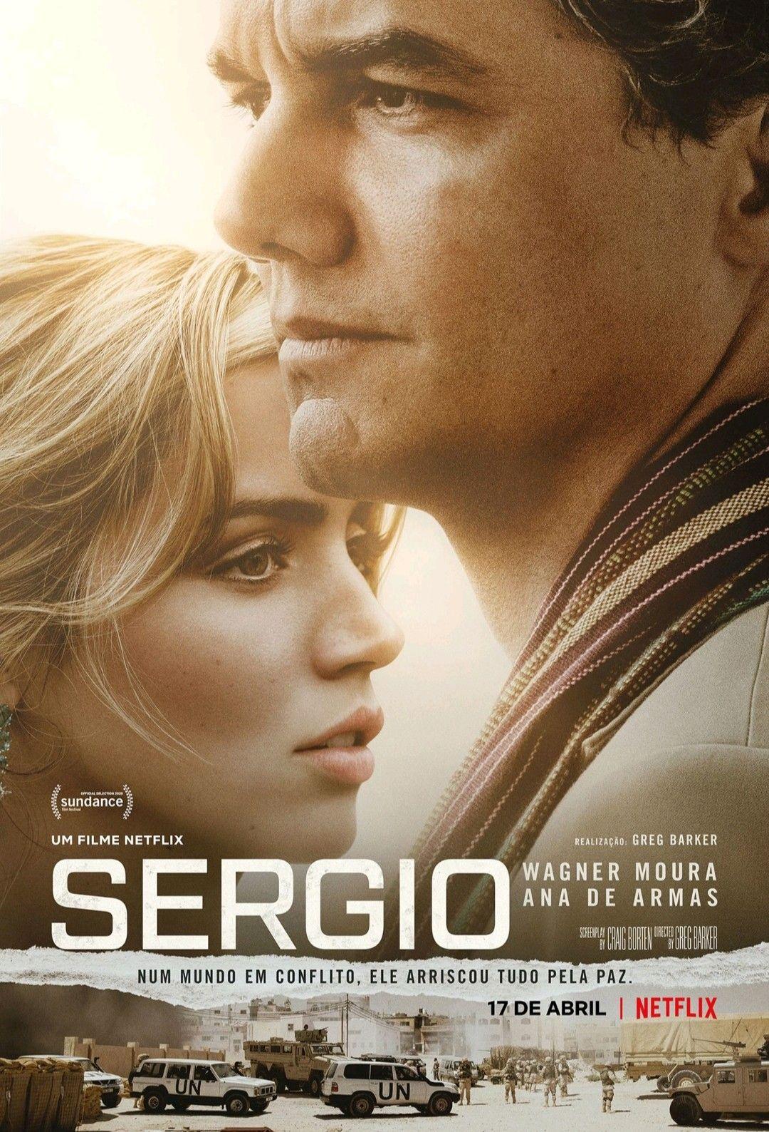 Sergio Vieira De Mello 2020 Netflix Em 2020 Wagner Moura