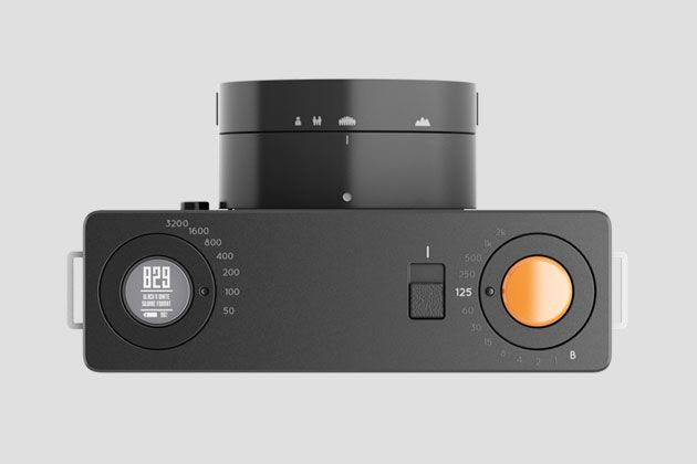 Holga D, D for Digital. Always liked this concept.