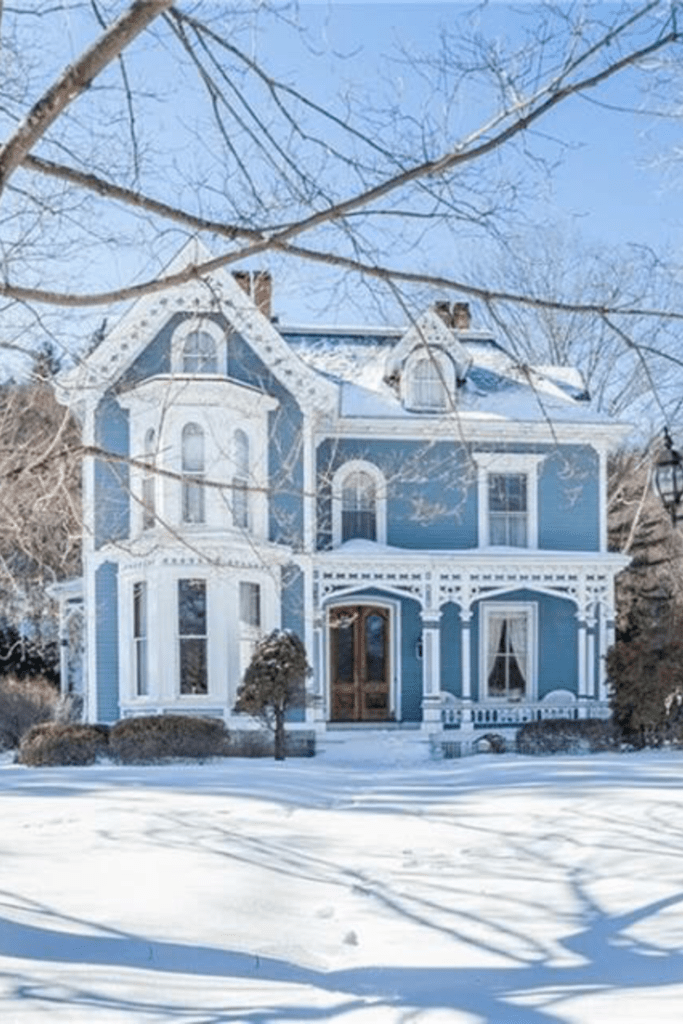 1871 Edward Chapin House In New Hartford Connecticut — Captivating Houses