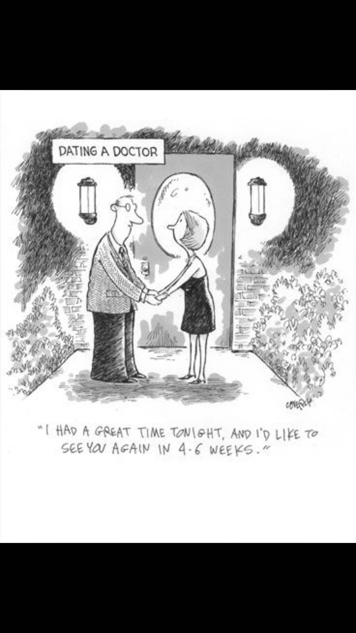 Medical resident dating