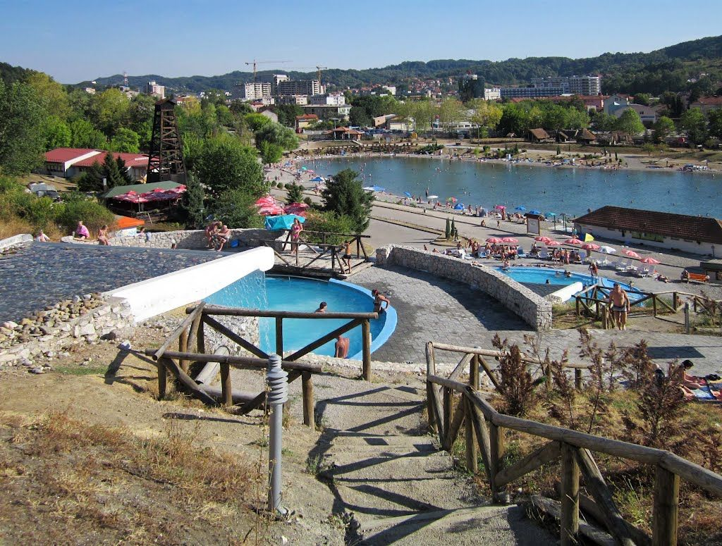 Tuzla Panonica Fall In Love With Bosnia Herzegovina - Bosnia and herzegovina interactive map
