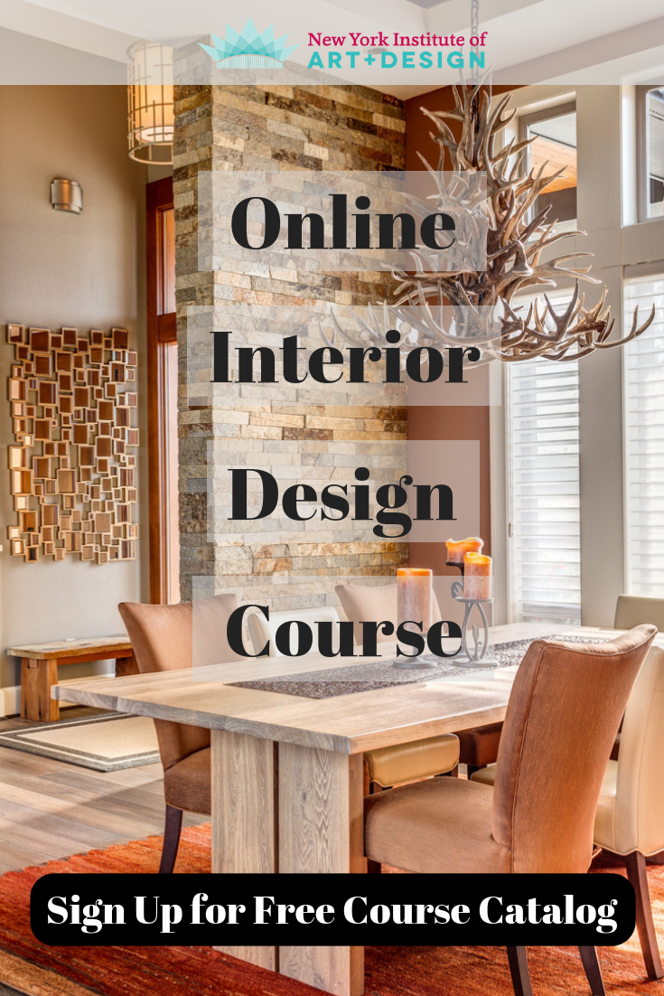 sign up and receive your free course brochure. | interior
