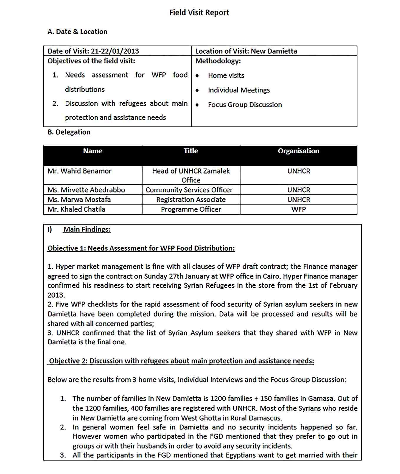 Field Report Template from i.pinimg.com