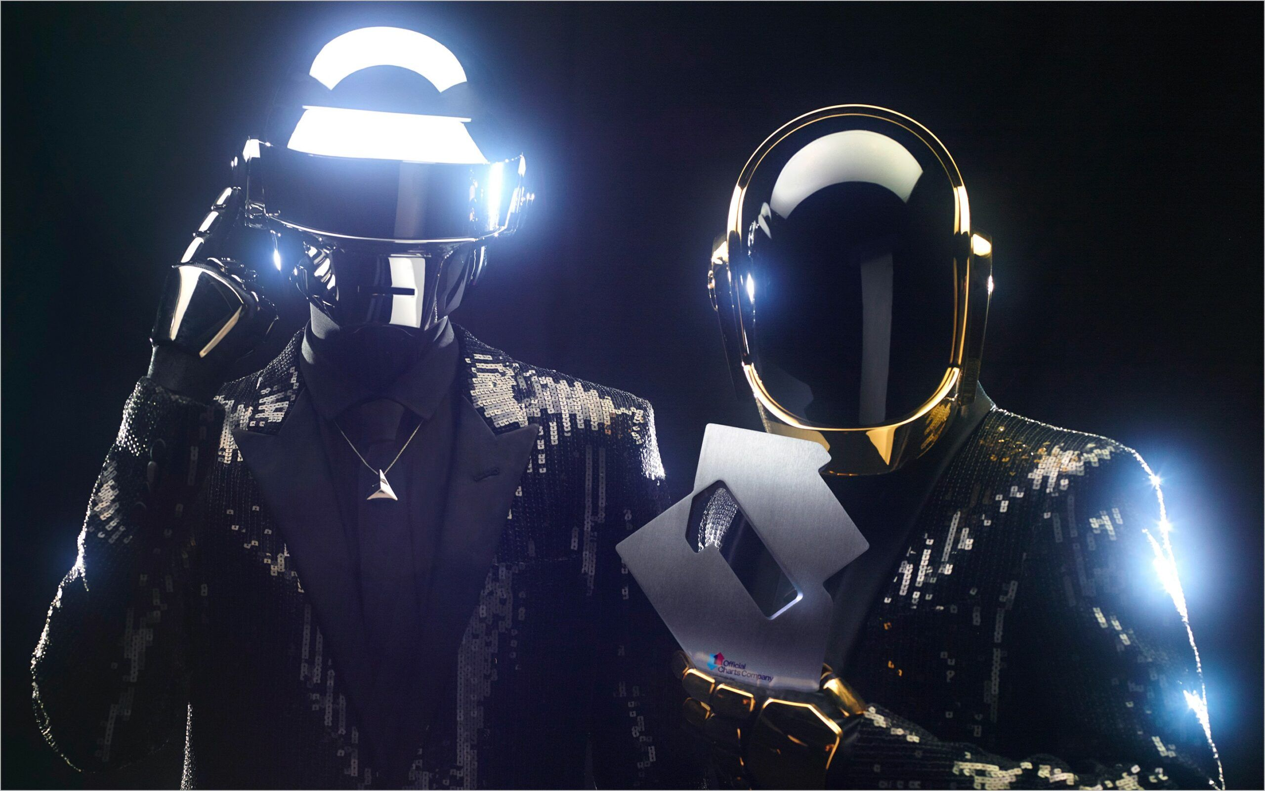 Daft Punk Wallpaper 4k