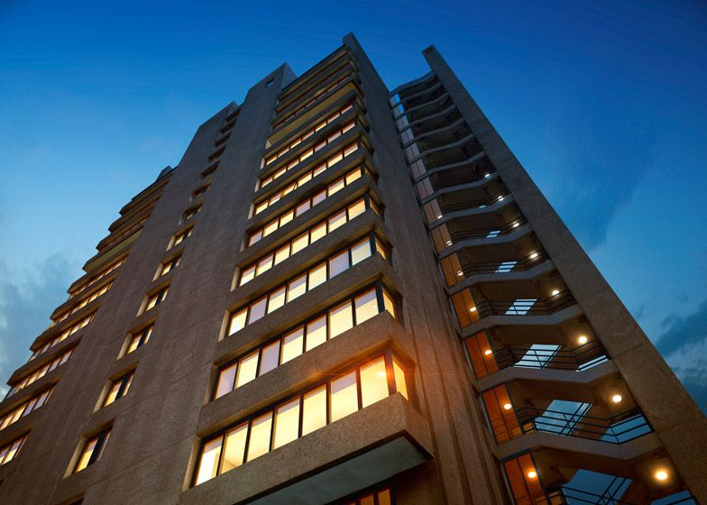 Barbican's Blake Tower to become luxury apartments