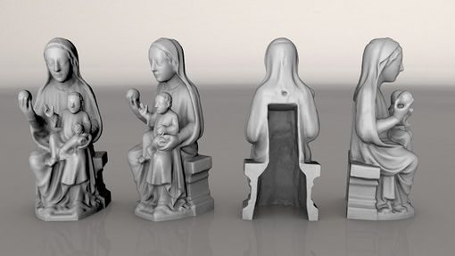 VIGO UNIVERSAL présente ses services en numérisation 3D - Actualités Pro de Museumexperts